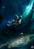 Astronaut-falling_behind_the_horizon_by_vimark-d63tfld